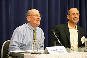 Jesse Ausubel and Ted Nordhaus