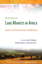 The Emergence of Land Markets in Africa Cover
