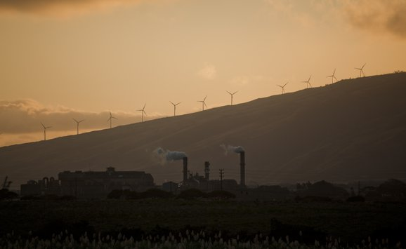 Brown scale windmills and industrial.jpg
