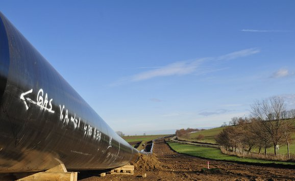 pipeline and landscapes