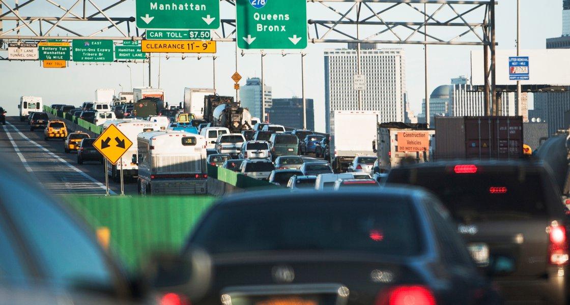 ny traffic