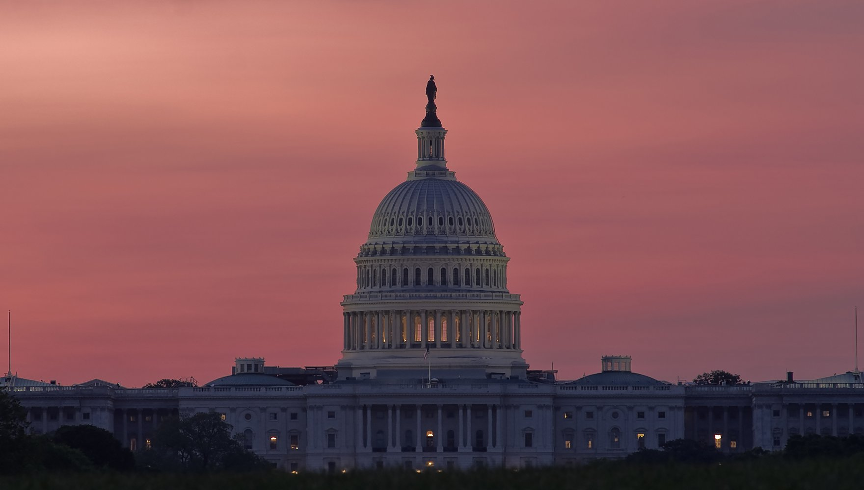 Capitol Pink Clouds
