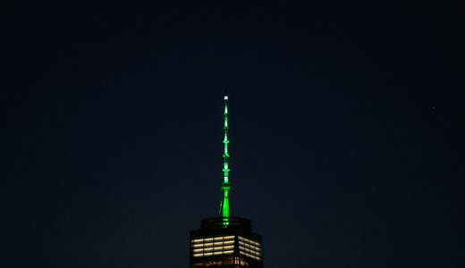 World trade center green