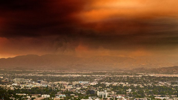 Getty Images-California Wildfires