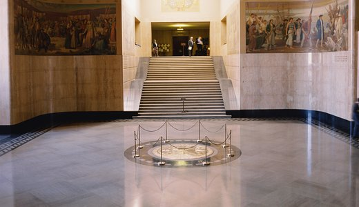 oregon capitol lobby