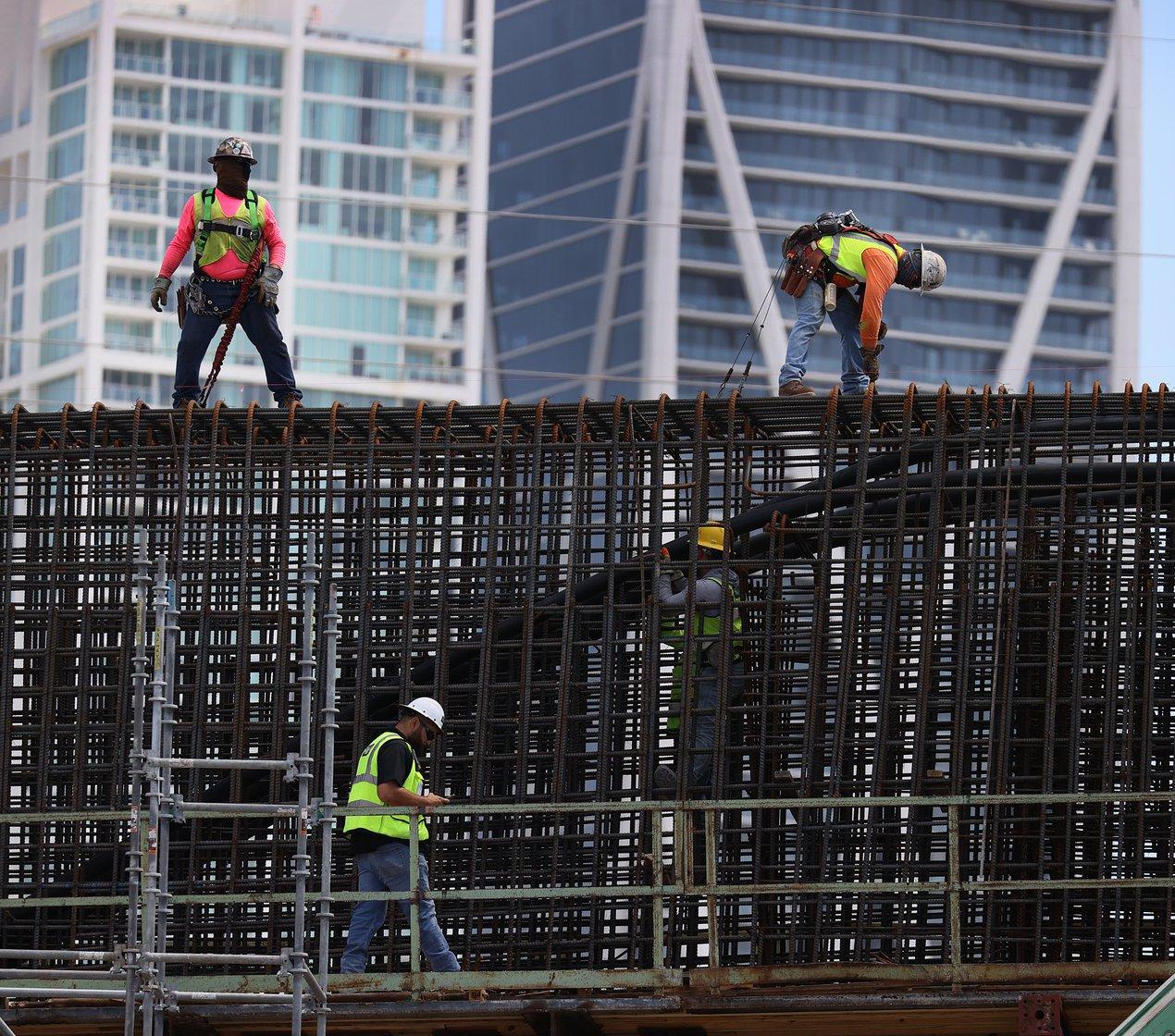 Biden Jobs construction