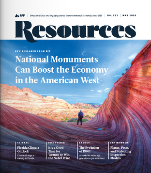 Resources magazine issue 203 cover