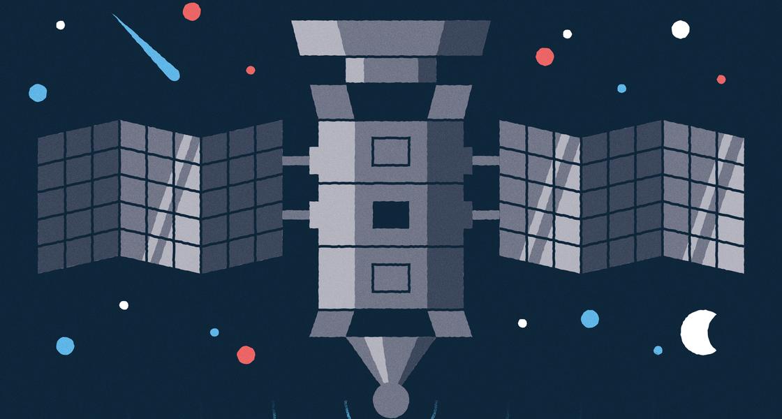 Satellites space_James Round