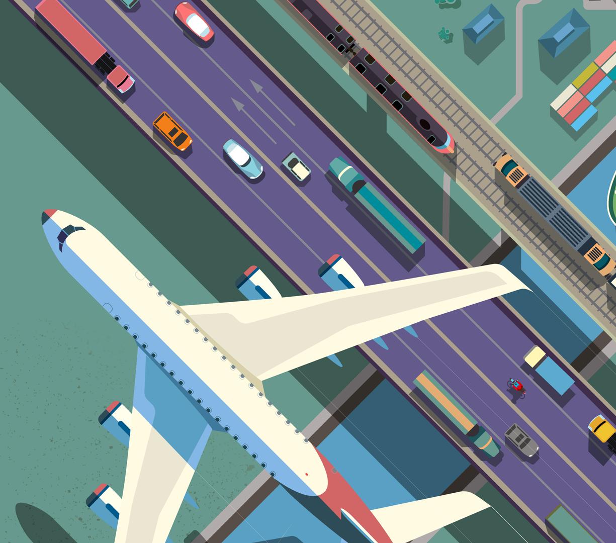 Transportation illustration_Peter Greenwood