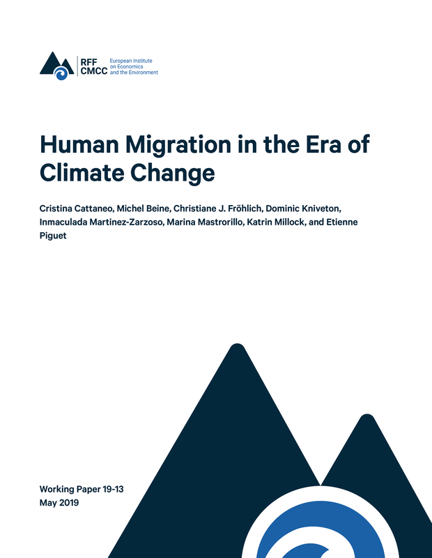 Human migration in the Era of Climate Change