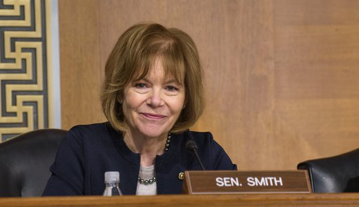 ontheissues 2019-11-01_Senator Tina Smith