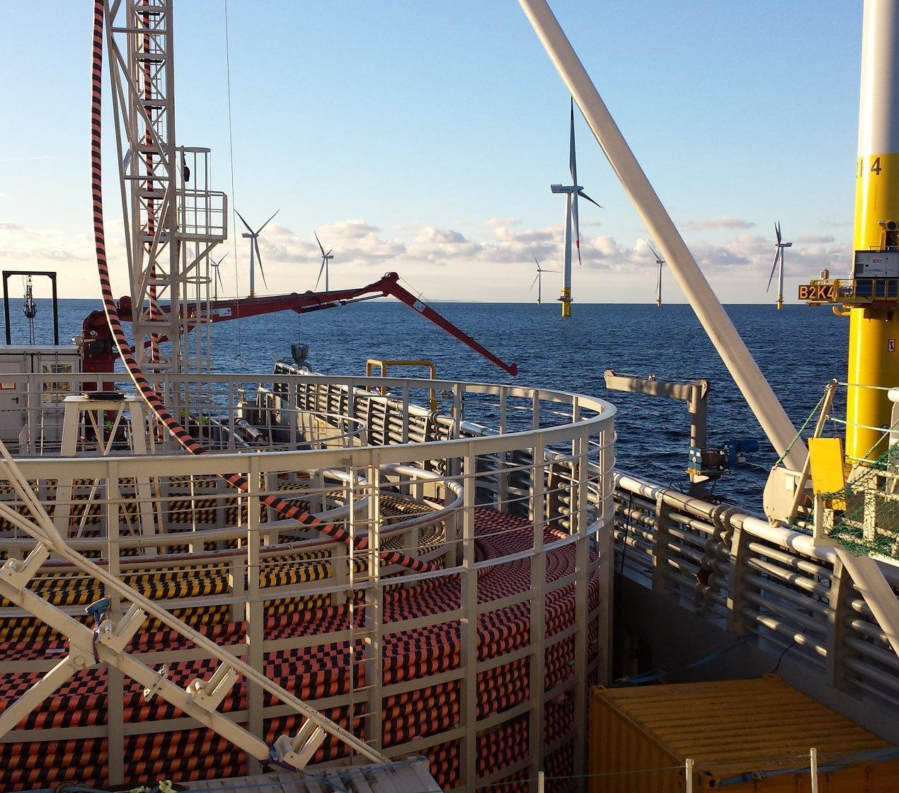 oil rig boat