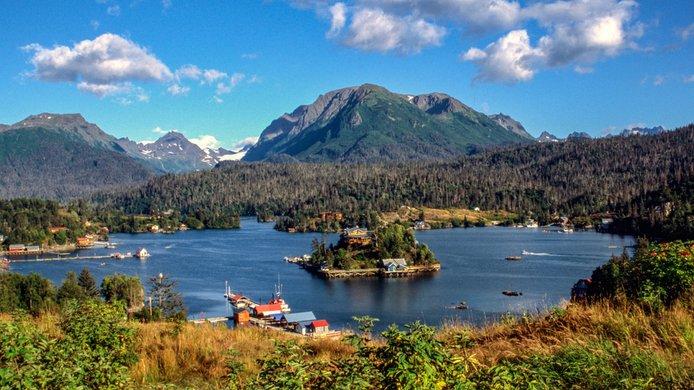 Halibut Cove Alaska