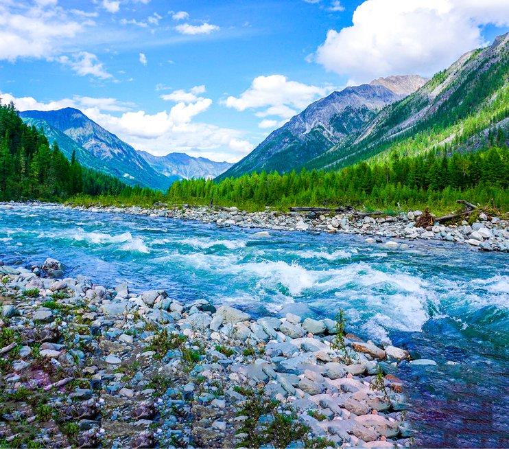 land water nature brochure