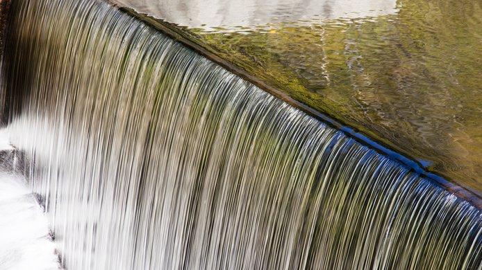 Small dam 2