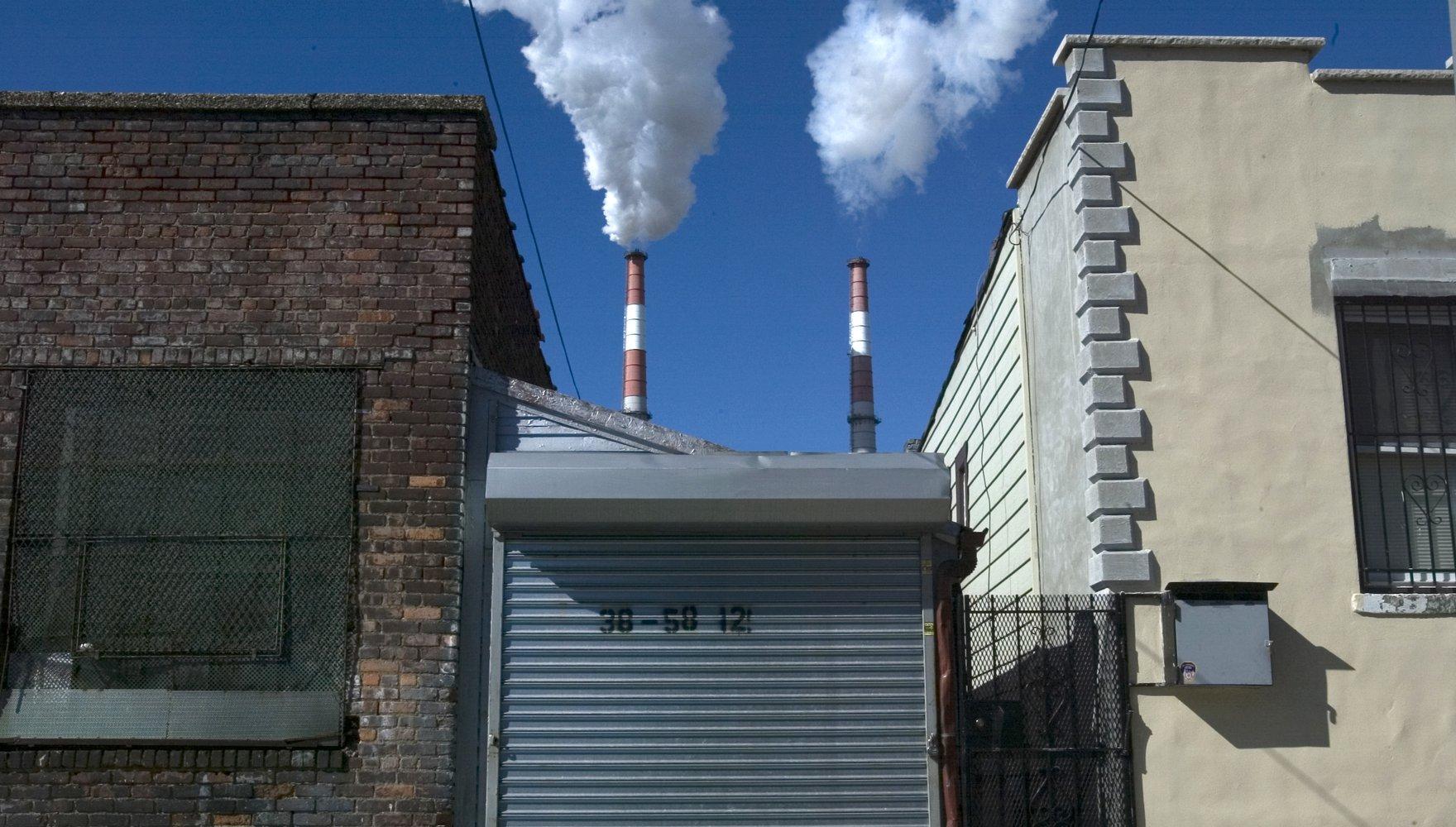 smoke stack